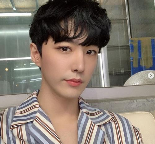 사진=뮤지컬배우 김준영 인스타그램 캡처.