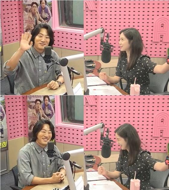 11일 방송된 SBS 라디오 '장예원의 씨네타운'에서는 배우 이희준이 출연했다. 사진=SBS 라디오 '장예원의 씨네타운' 방송 캡처