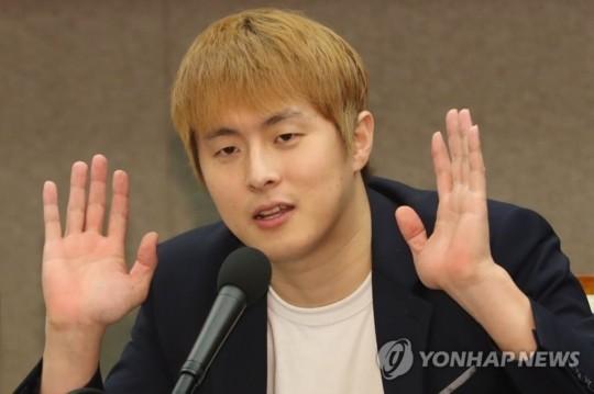 웹툰작가 기안84(본명 김희민).사진=연합뉴스