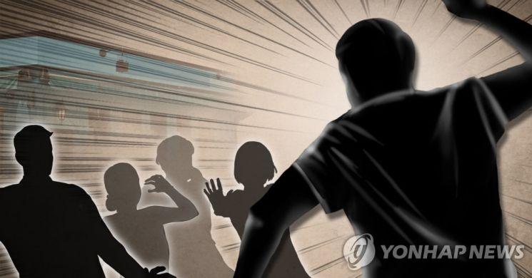 차로 받고 흉기로 찌르고…2시간 동안 여성 5명 공격한 '여성 혐오증' 40대 男