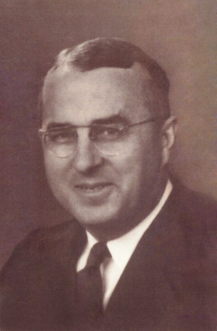 윌리엄 린튼(한국명 인돈·사진) 박사. 한남대 제공