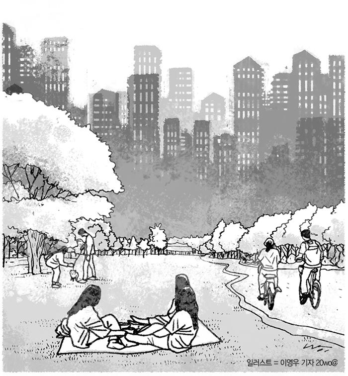 [최준영의 도시순례]공원과 도시