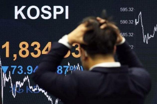 빛바랜 '빚투'…하루 반대매매 300억, 9년만 최대