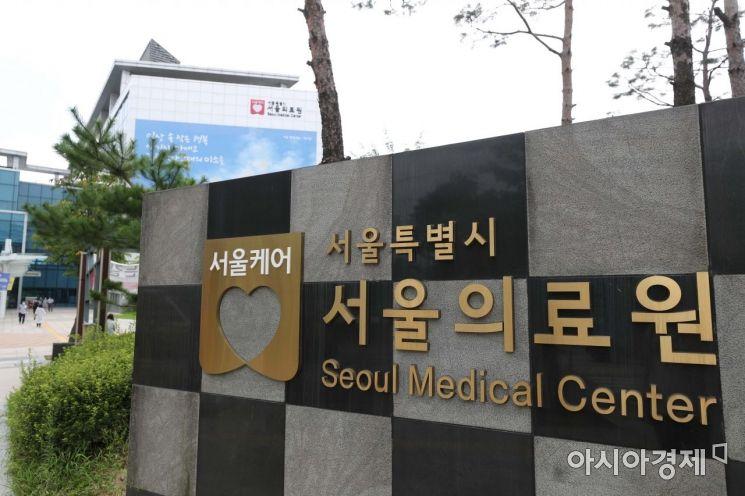 서정협 서울시장 권한대행, 코로나 확진 수험생용 시험장 현장점검