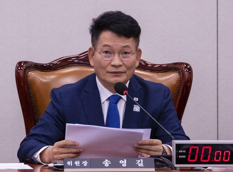 송영길 더불어민주당 의원./사진=연합뉴스