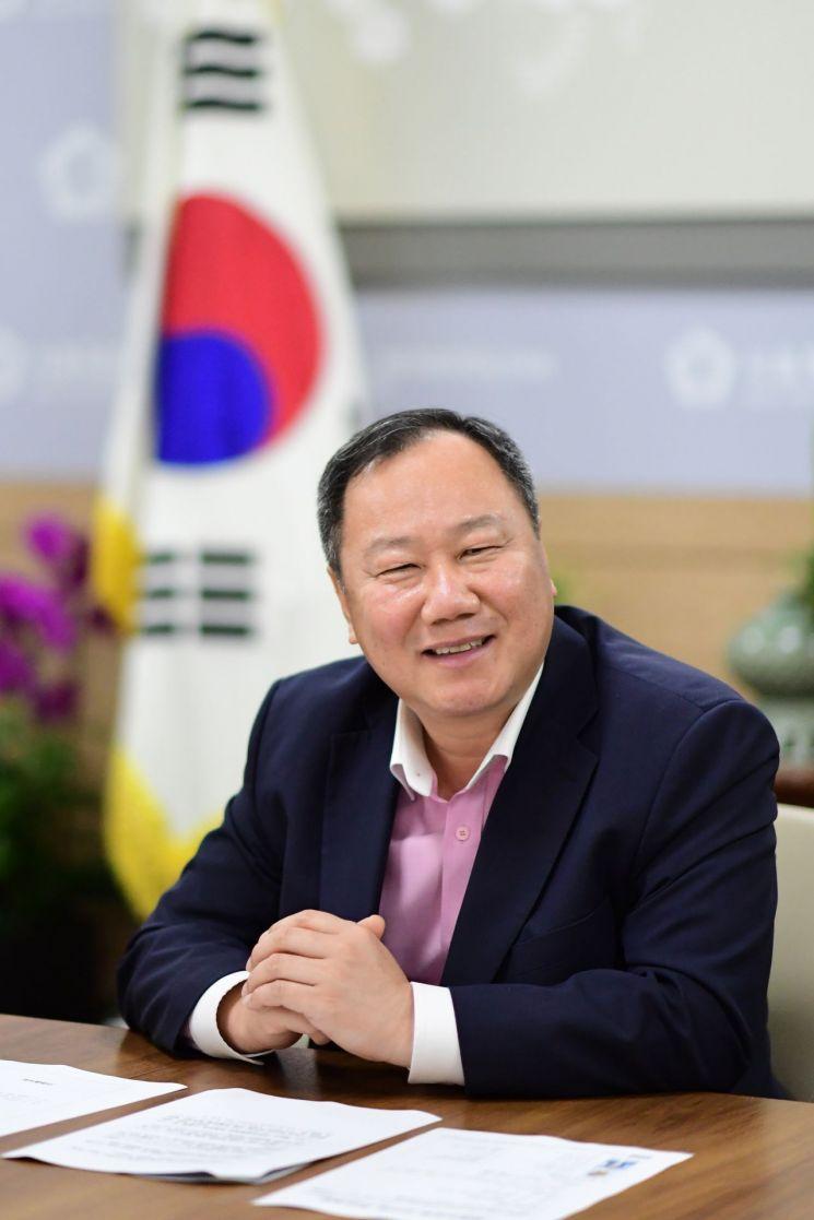 김인호 서울시의회 의장, 중국 산둥성 빈저우시 경제무역교류회 참석