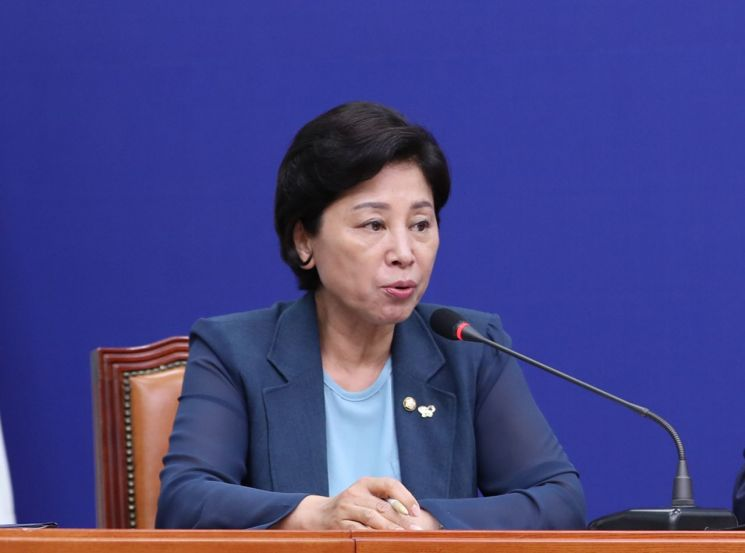 남인순 더불어민주당 의원<이미지:연합뉴스>