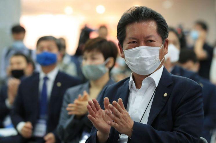 정청래 더불어민주당 의원 / 사진=연합뉴스