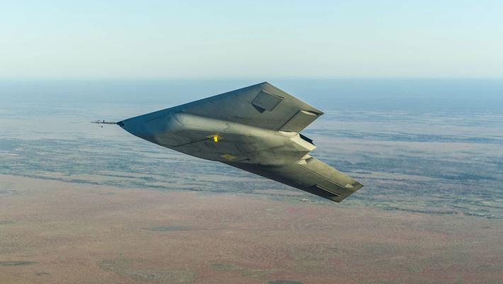 영국 Taranis (출처 Jane's International Defence Review)