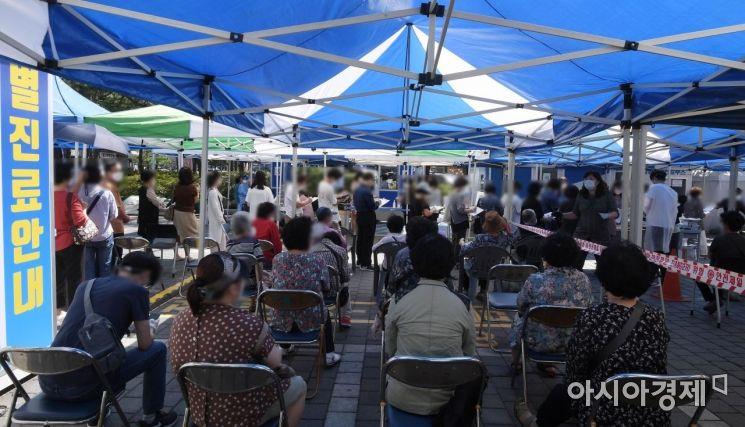 [속보] 서울 어제 확진자 28명 … 8월 대확산 이후 최저
