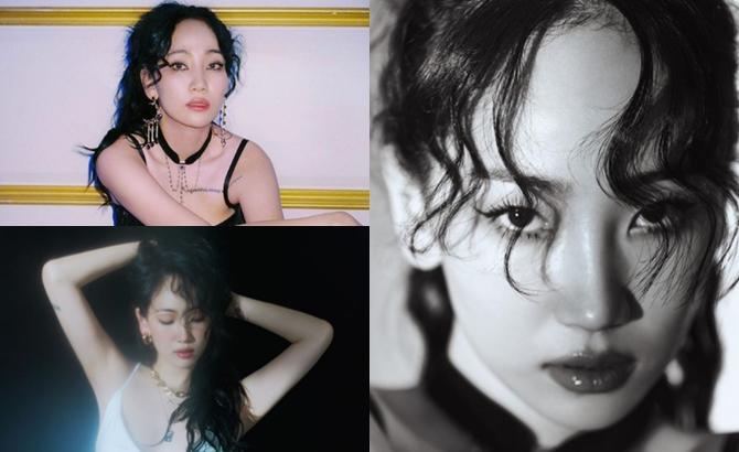 가수 예은. 사진=예은 인스타그램