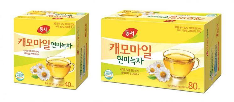 '동서 차(茶)'가 선사하는 따뜻한 차 한 잔의 여유