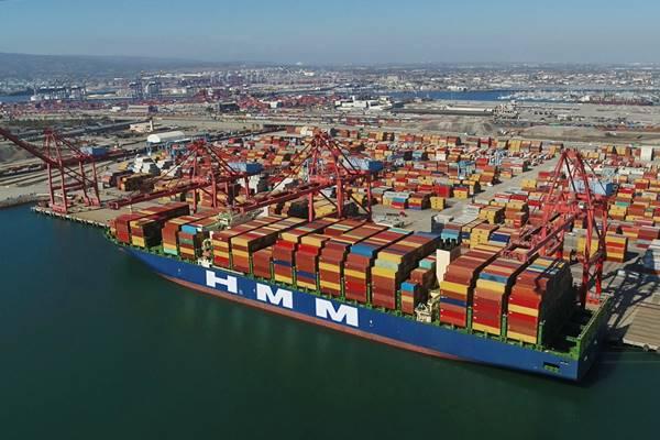 HMM, 대미 수출기업 위해 4600TEU급 선박 두 번째 긴급투입
