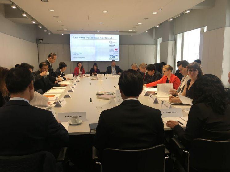 KF, 16~18일 KF-유럽 차세대 정책전문가 온라인 포럼