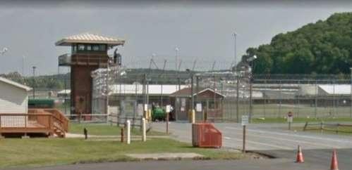 ▲에버 모랄레스 로페스가 복역하다 석방됐던 뉴욕주 콤스톡의 워싱턴 교도소