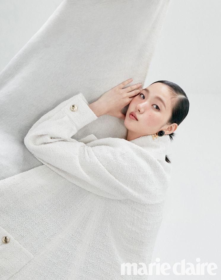 김고은, 품격있는 분위기