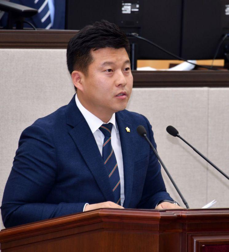 고용진 여수시의원, 민주당 전남도당 청년위원장 선임