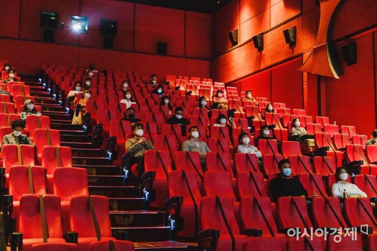 제8회 디아스포라영화제가 18일 CGV인천연수에서 비대면으로 개막했다. [사진=인천영상위원회]