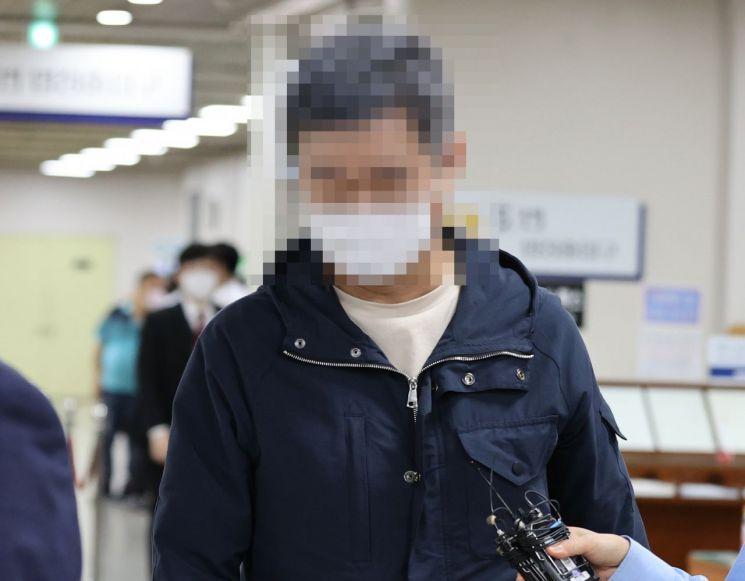 조국 전 법무부 장관 동생 조권씨 [이미지출처=연합뉴스]