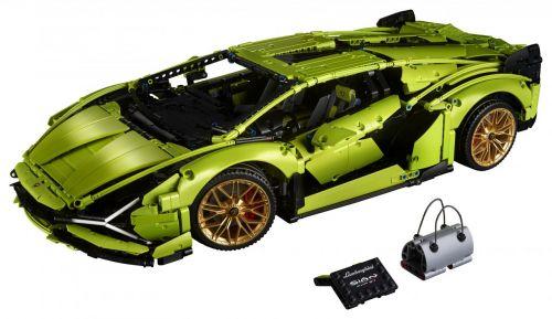 한정판 레고 쏟아진다…49만원 '람보르기니 레고' 판매