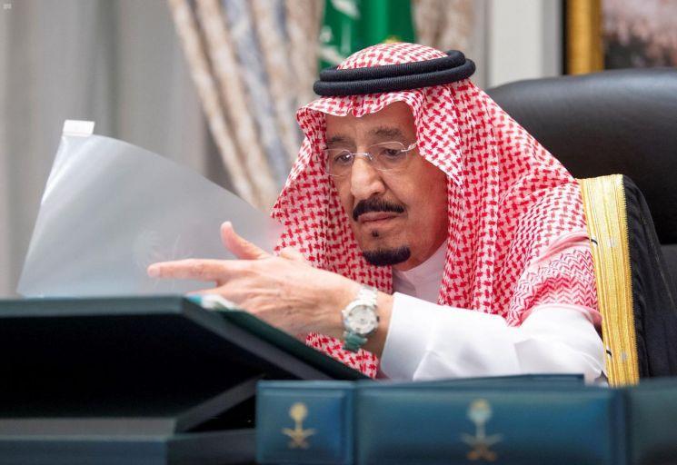 살만 빈 압둘아지즈 사우디아라비아 국왕 [이미지출처=로이터연합뉴스]