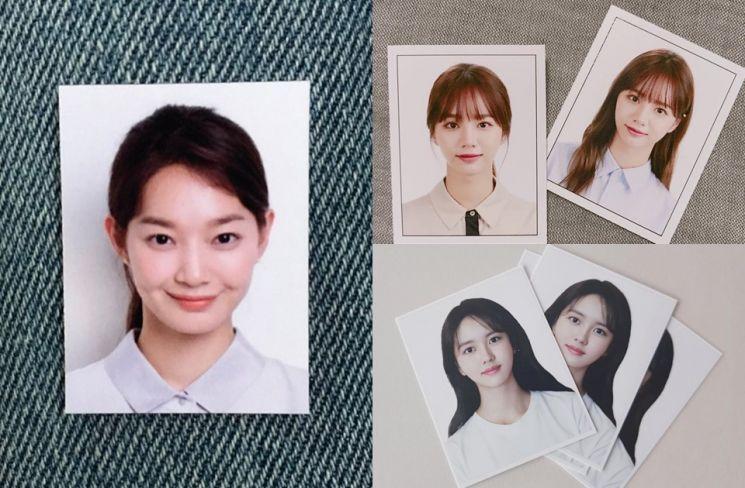 사진=신민아, 혜리, 김소현 인스타그램.