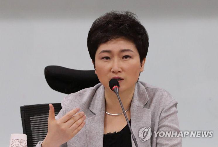 이언주 전 미래통합당(현 국민의힘) 의원./사진=연합뉴스