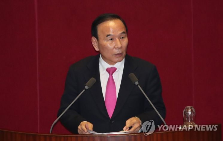 박덕흠 국민의힘 의원 / 사진=연합뉴스
