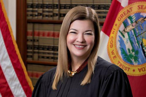 고(故) 루스 베이더 긴즈버그 미국 연방대법관의 후임자 물망에 오르는 제11연방고법의 쿠바계 여성 판사 바버라 라고아 판사 [이미지출처=연합뉴스]