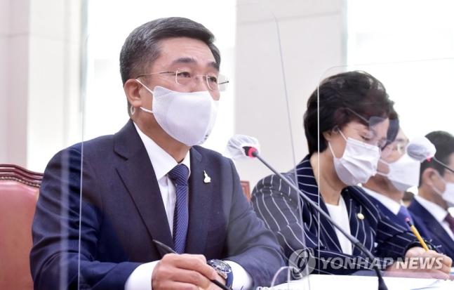 서욱 국방부 장관 / 사진=연합뉴스