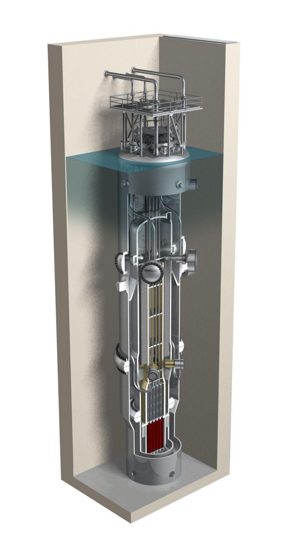 소형모듈원전(SMR, Small Modular Reactor).(이미지 출처=연합뉴스)