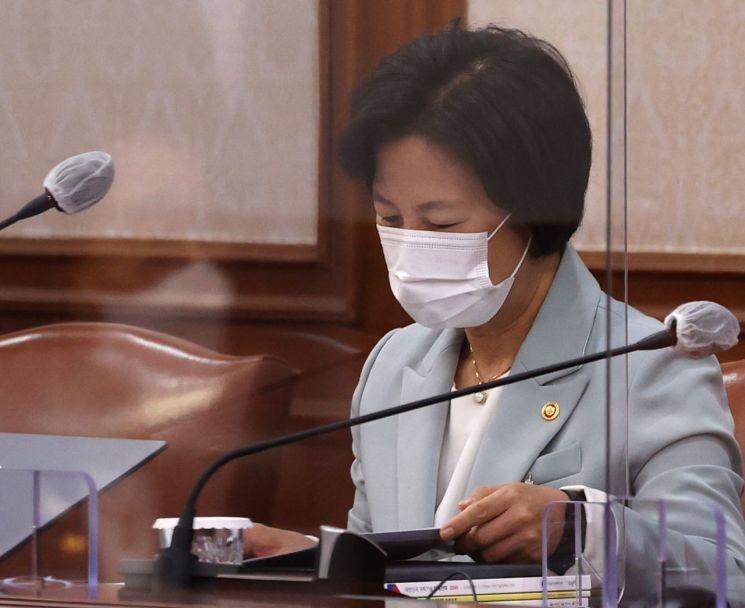 추미애 법무부 장관 [이미지출처=연합뉴스]