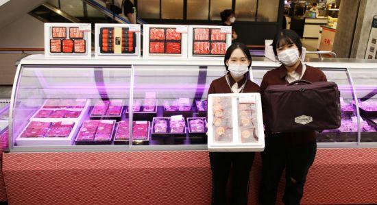 광주신세계, 현지 바이어 연계 '지역 우수제품' 선물세트 선봬