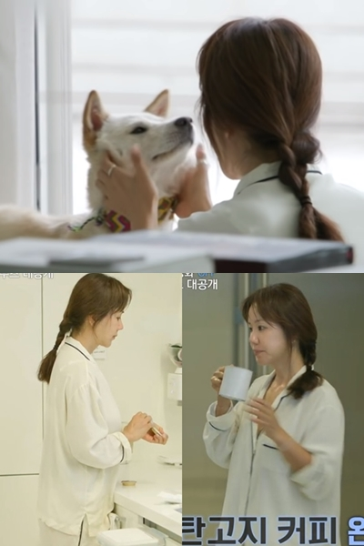 사진=tvN '온앤오프' 화면캡처.