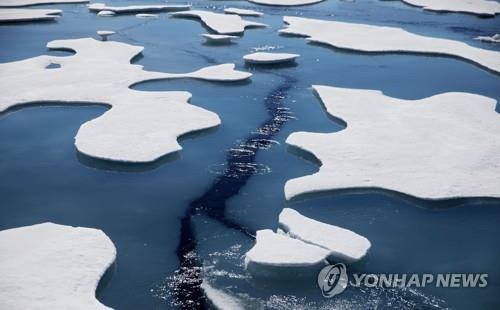 북극 해빙이 관측 이래 역대 두 번째로 가장 작은 수준으로 줄었다는 연구 결과가 나왔다. / 사진=연합뉴스