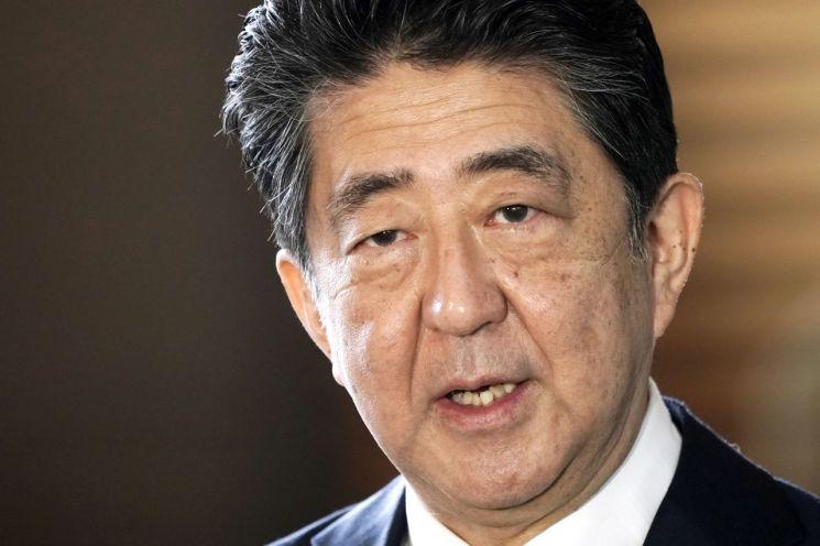 ▲아베 신조 전 일본 총리 [이미지출처=AP연합뉴스]