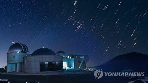 별똥별 자료화면/사진=연합뉴스