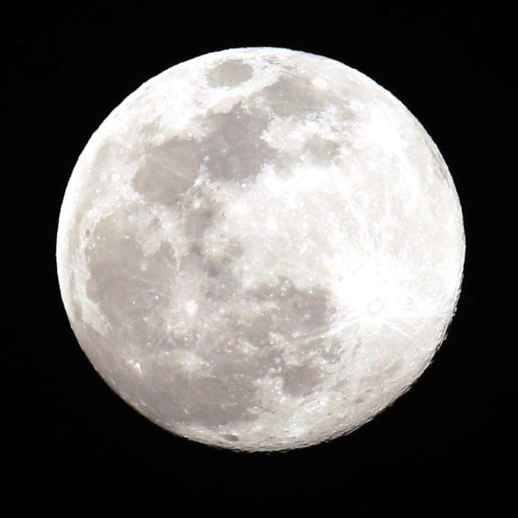 보름달 사진 [이미지출처=연합뉴스]
