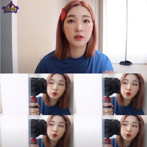 사진=유튜브 채널 '율희의 집'.