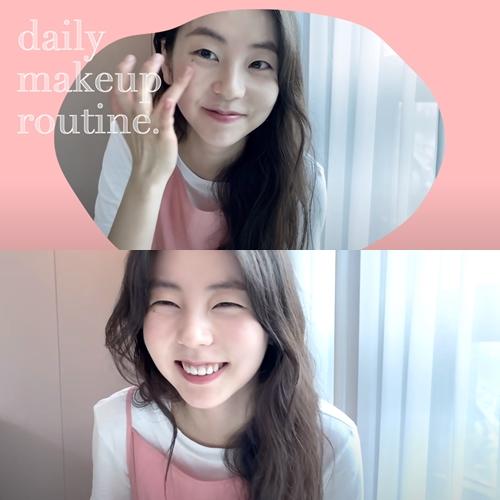 사진=유튜브 채널 '안소희'.