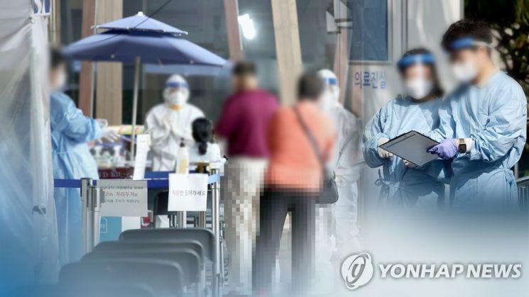 경기 고양시 박애원 관련 확진자 10명 추가, 누적 38명 [이미지출처=연합뉴스]