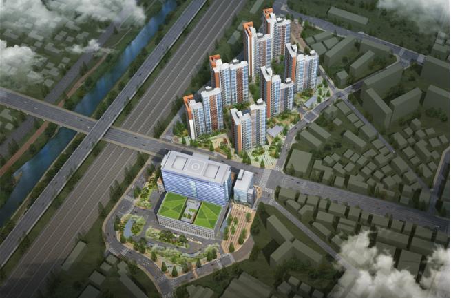 부영, 옛 대한전선 부지에 아파트·종합병원 짓는다