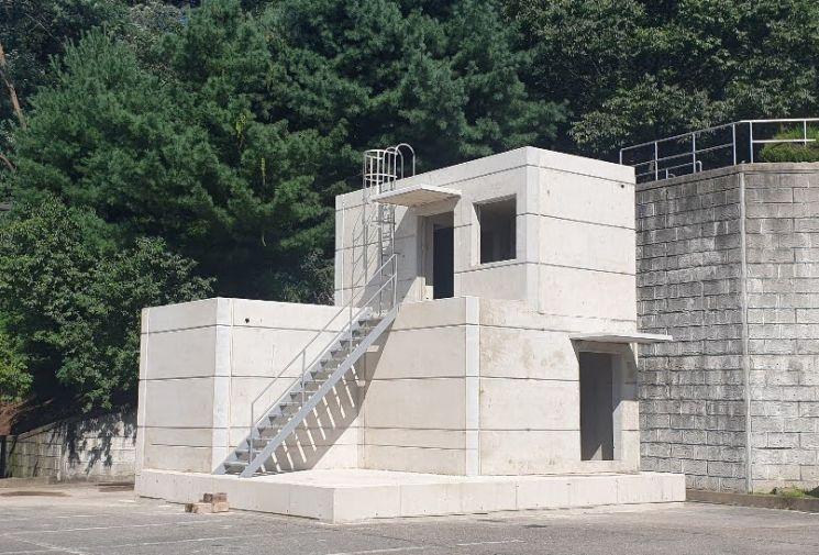 대우건설, 아파트 옥탑층  '하프-PC공법' 적용