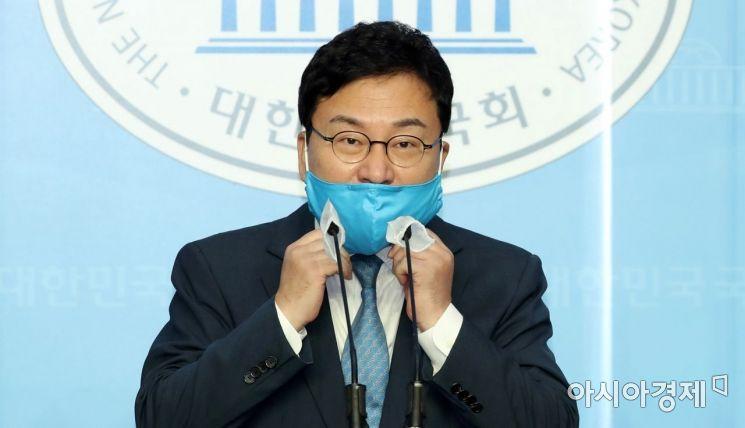 이상직 더불어민주당 의원./윤동주 기자 doso7@