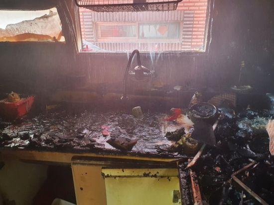 인천 미추홀구소방서에 따르면 지난 14일 미추홀구 빌라에서 초등학생 형제가 라면을 끓여 먹다 화재를 일으켰다. / 사진=연합뉴스