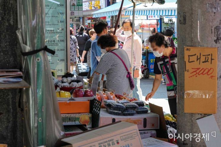 [포토]명정 앞두고 분주한 전통시장