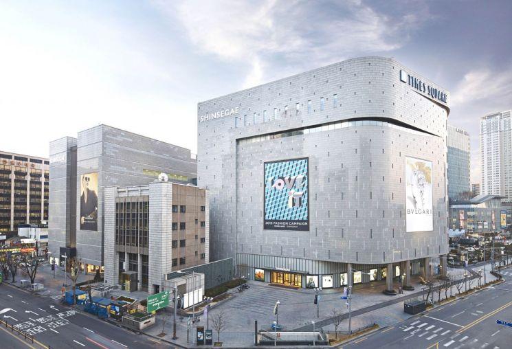 '리뉴얼 100일' 신세계 타임스퀘어점, 매출 15% 증가