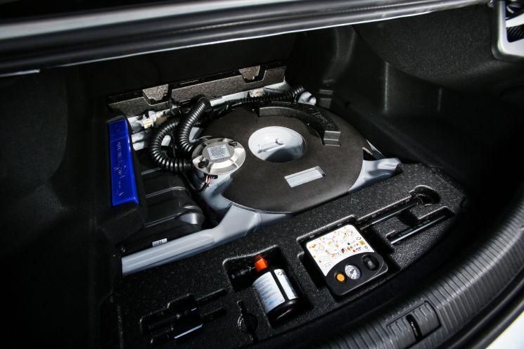 르노삼성차, LPG 차량용 '도넛탱크' 특허 획득