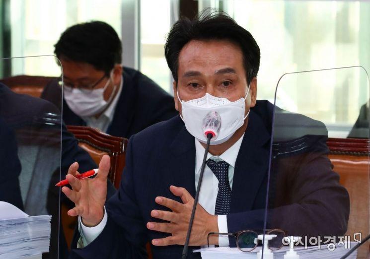 [포토] 발언하는 안민석 의원