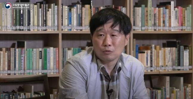 서민 단국대 의과대학 교수./사진=국립중앙박물관 유튜브 제공